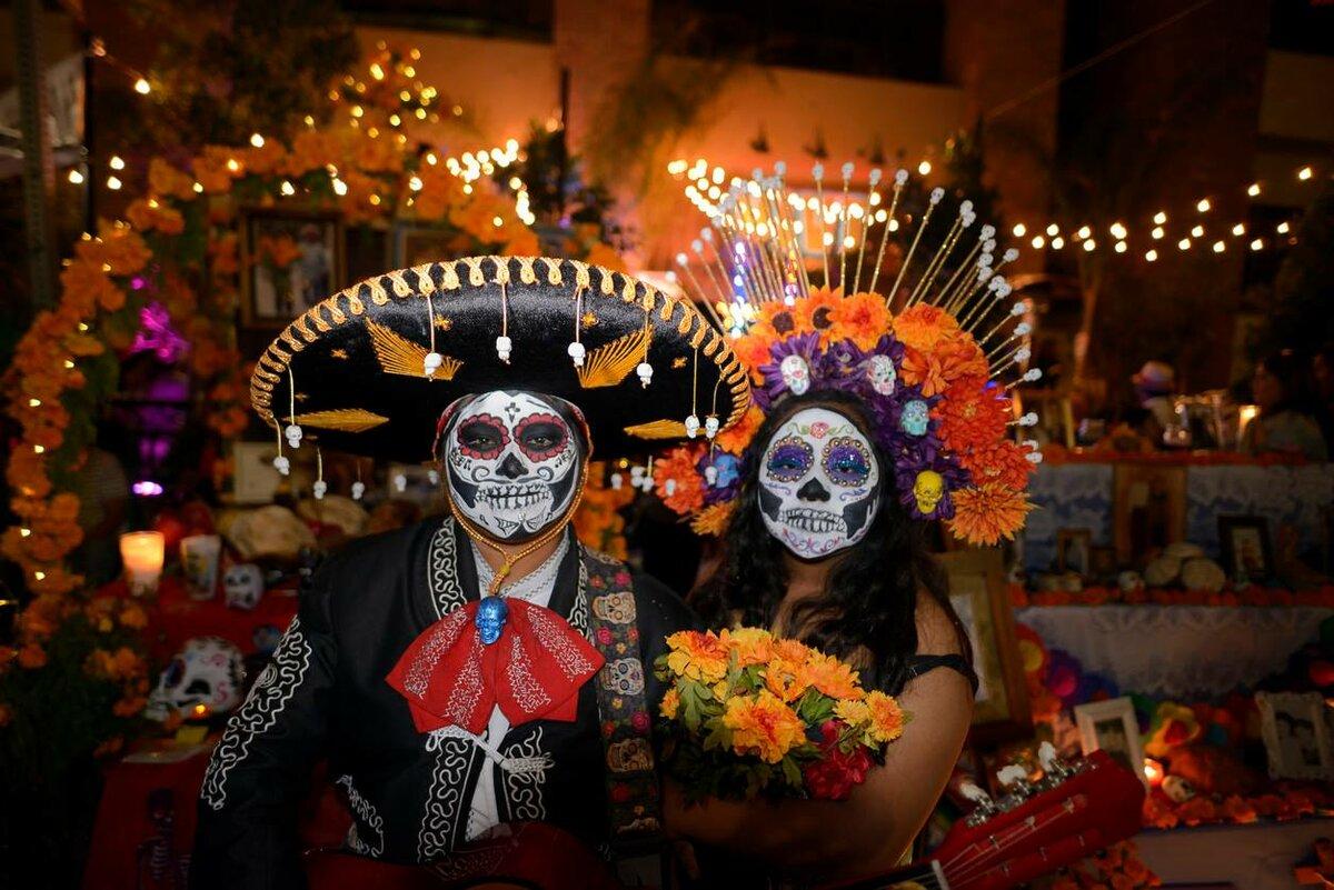 Детский макияж на хэллоуин. празднование хэллоуина для детей и взрослых — традиции дня мертвых