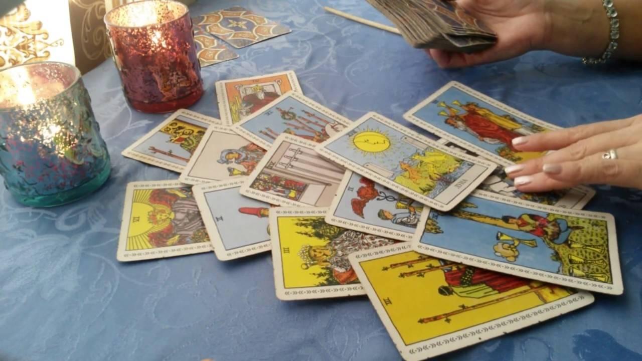 Как гадать на отношения на картах таро — обучение гаданию на таро