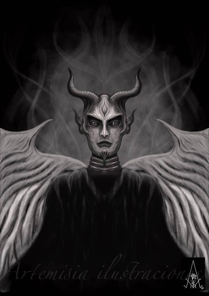 Демон велиал — хранитель тайн изначального зла