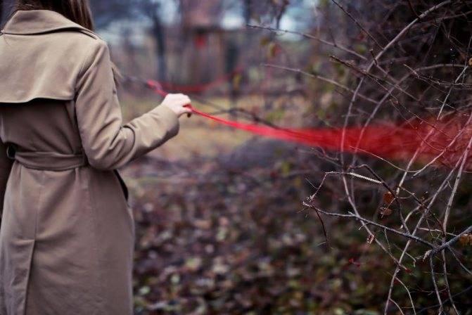 Красная нить судьбы — узнайте, как найти любовь!