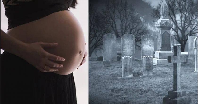 Можно ли беременным ходить на кладбище: значение приметы