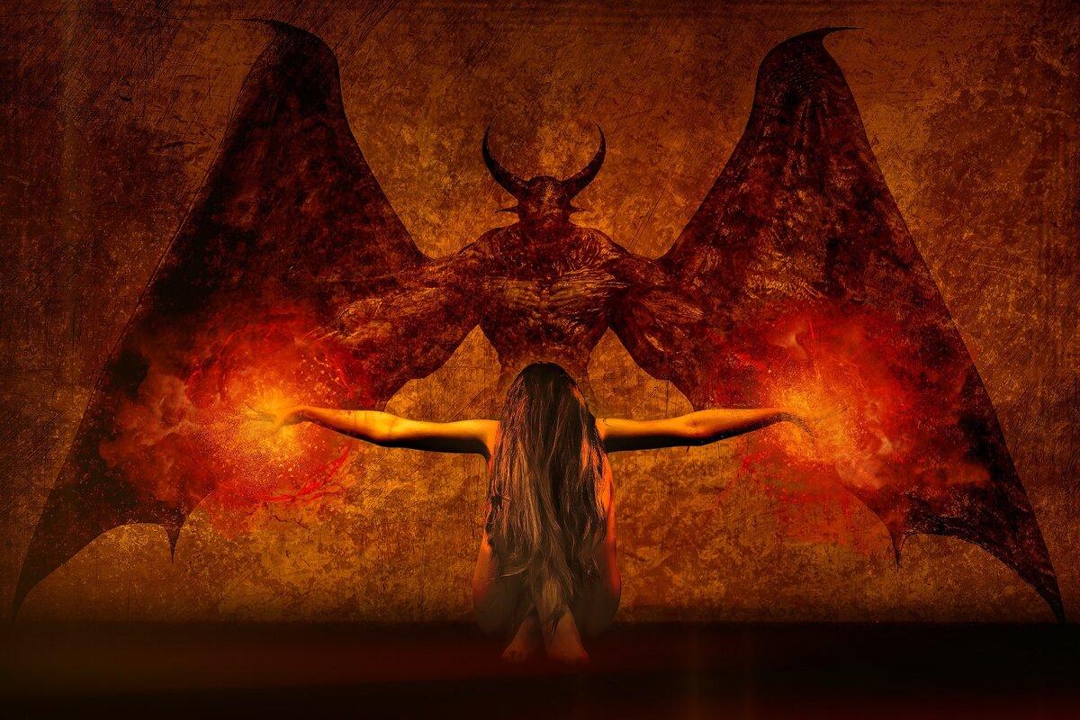 Иерархия демонов ада. люцифер и его адское воинство