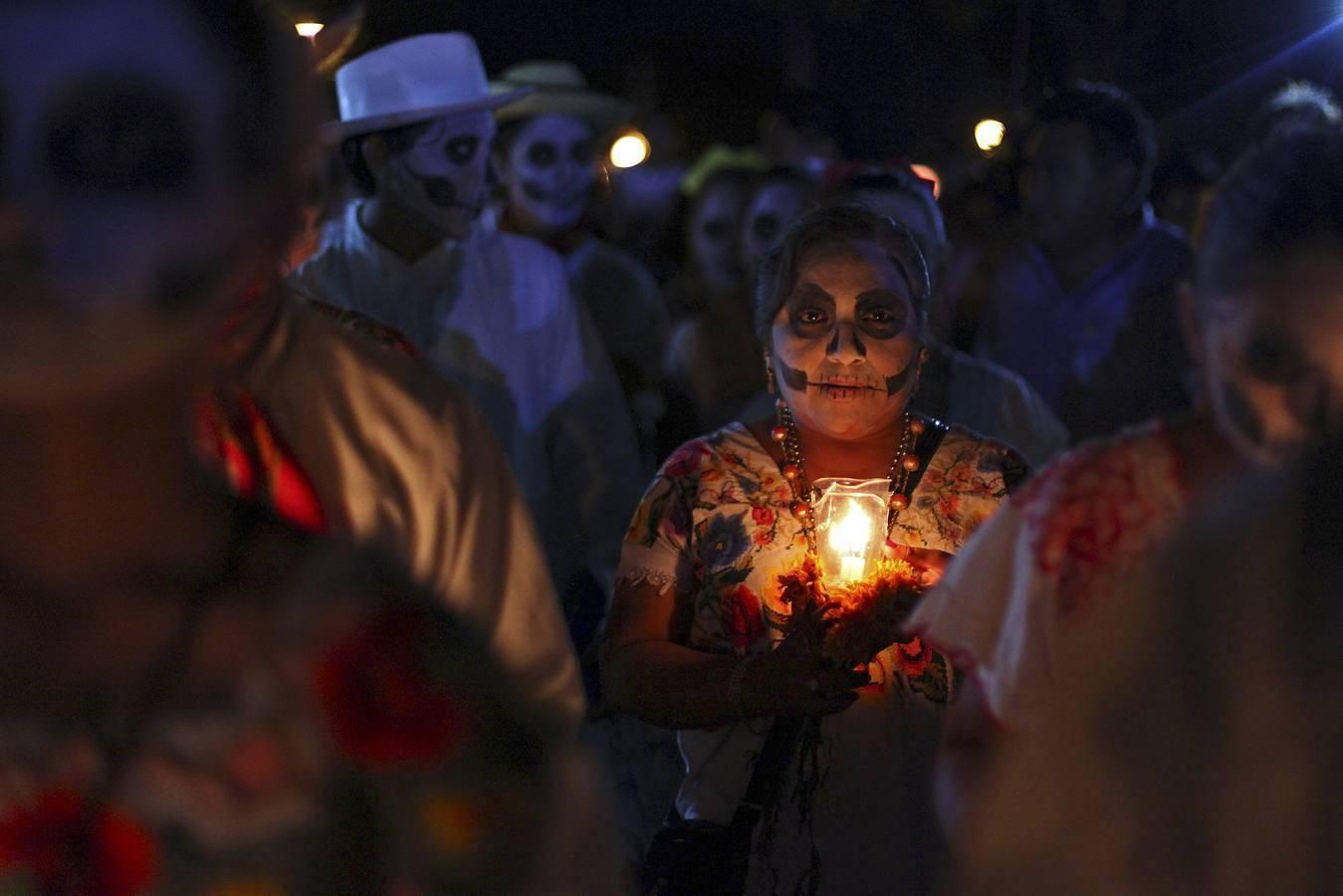 Традиции и меню хэллоуина
