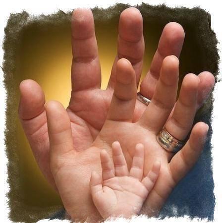 Длинные, короткие, кривые пальцы на руках расскажут о характере