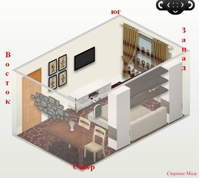 Как оформить квартиру по всем правилам фен-шуй
