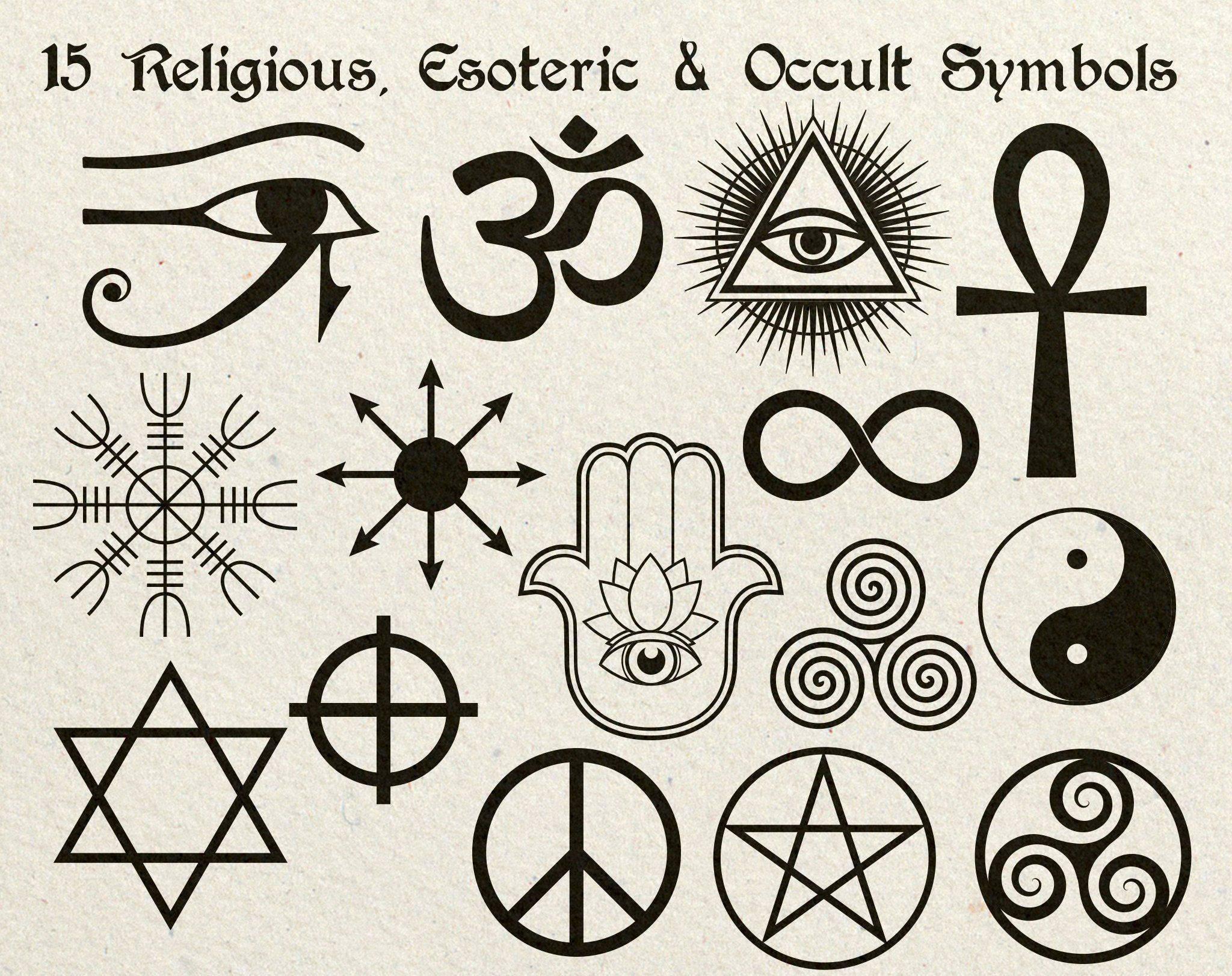 10 древних магических символов и их значение