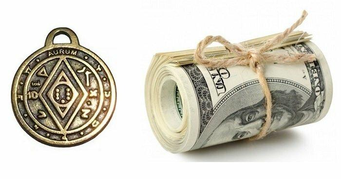 Амулет на деньги, денежные талисманы для привлечения богатства