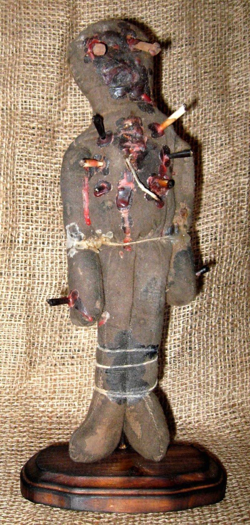 Кукла вуду: для чего применяется, ритуалы для разных потребностей
