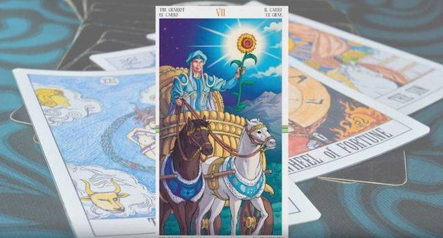 Старший аркан колесница: значение, описание, сочетание