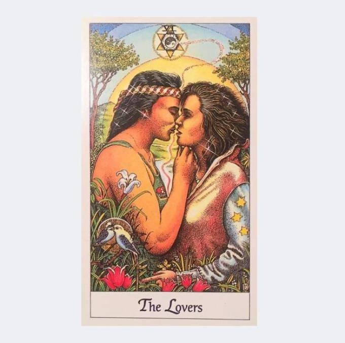 Влюбленные таро: значение карты в раскладах на отношения, работу
