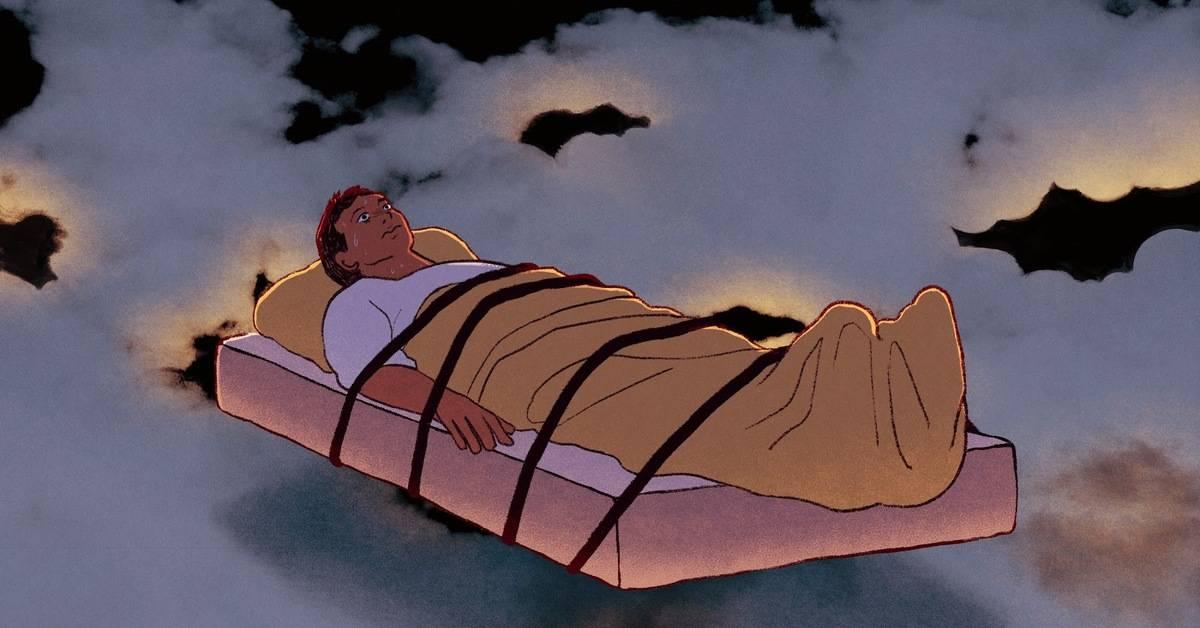 Домовой душит во сне — почему так происходит