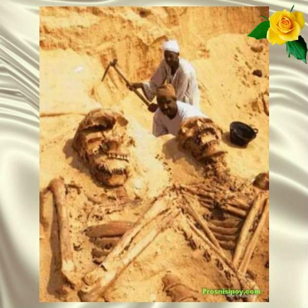 Потомки ангелов и людей: описание нефилимов в библии