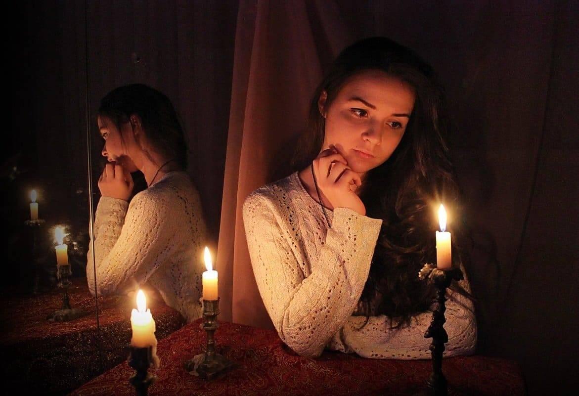 Главное святочное гадание: гадание с зеркалом на святки — нло мир интернет — журнал об нло