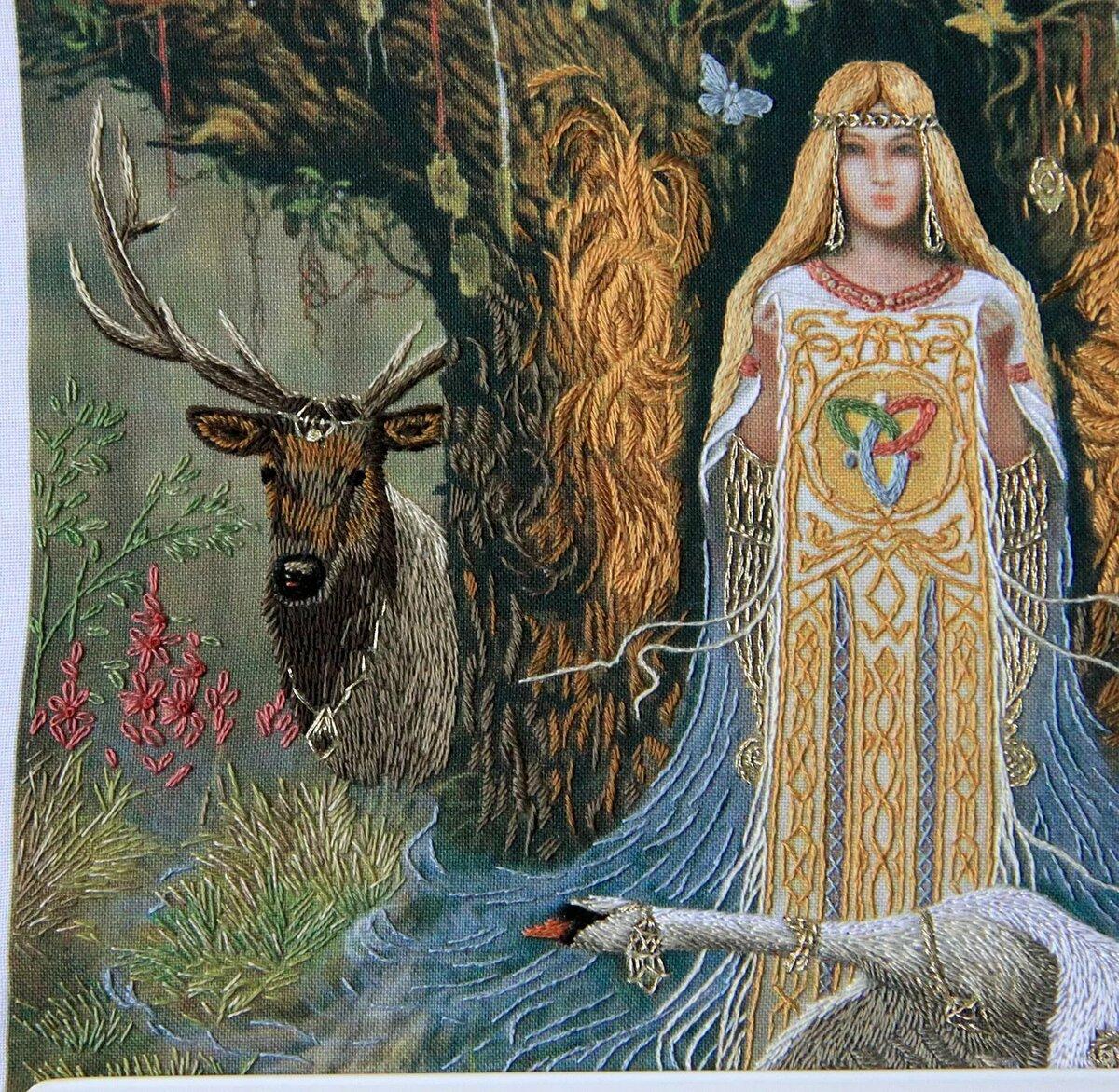 Языческие символы богини лады. сила и значение оберегов
