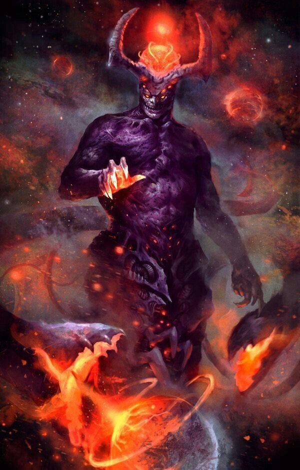 Ашор хранитель равновесия во вселенной