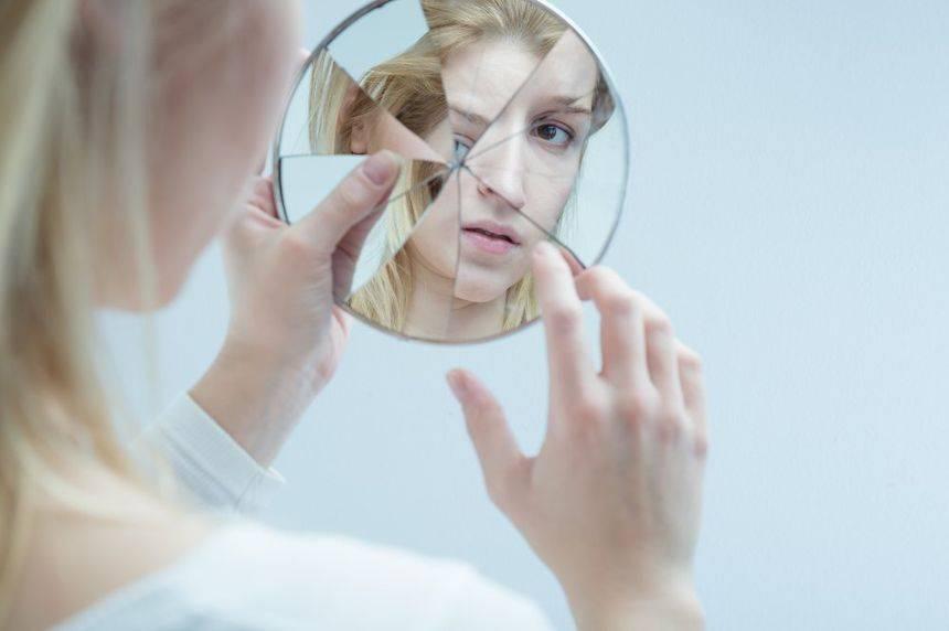 Что означает разбитое зеркало