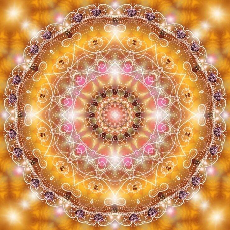 Мантра счастья и радости — очень мощное взаимодействие со вселенной