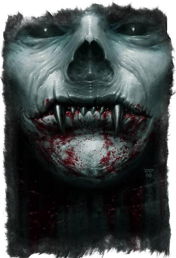 Физиология вампира