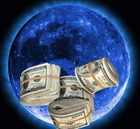 Действенные денежные ритуалы на новолуние, обряды на исполнение желаниё