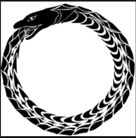 Значение символа уроборос в восточных религиях, в психологии и мифологии