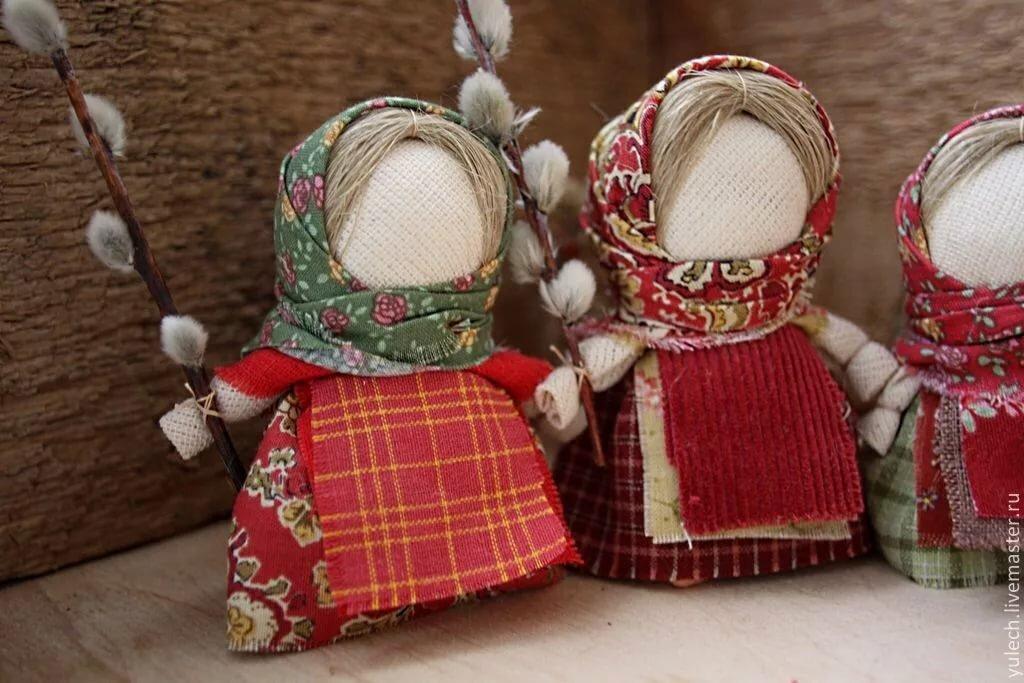 Кукла мастер-класс оберег масленица моделирование конструирование домашняя кукла «солнышко-масленица»- игровая - на палочке  бисер нитки ткань