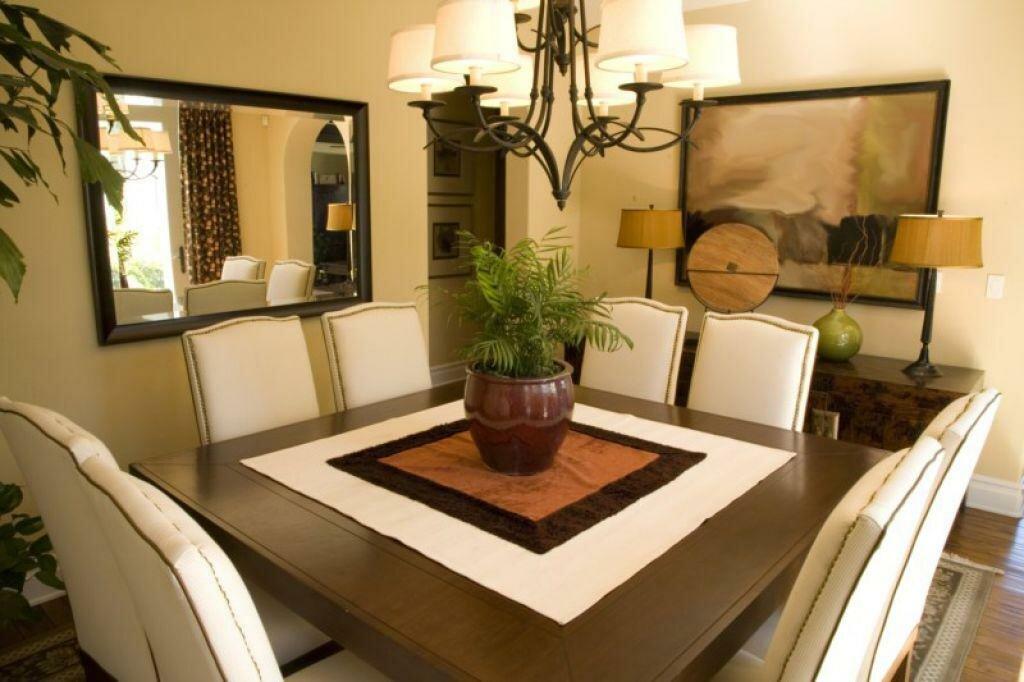 Зеркало в гостиной: идеи оформления и советы специалистов (120 фото)