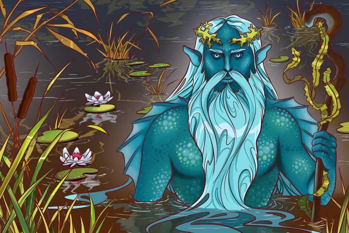 Мерроу | мифические существа кельтской мифологии