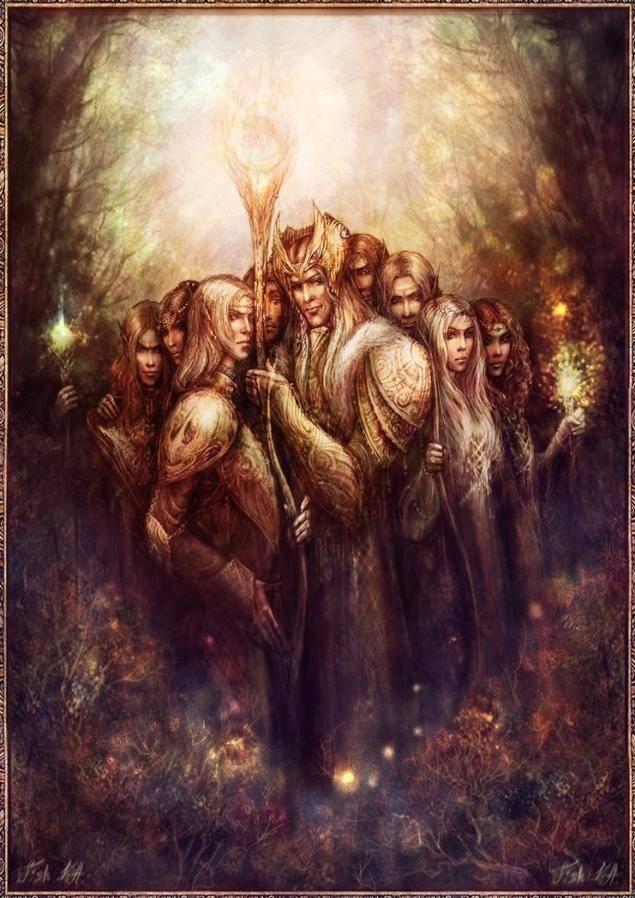 Все о сущностях — имена эльфов (названия народов эльфов)
