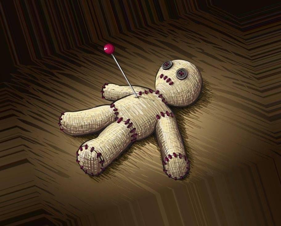 Вуду: действие для уничтожения человека, как управлять с помощью куклы