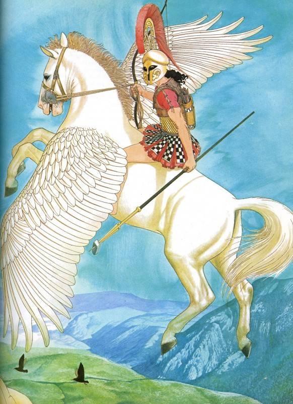 Читать ???? онлайн ???? мифы древней греции | 167. деревянный конь без регистрации