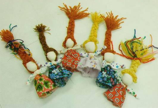 Кукла оберег веснянка: значение, мастер класс как сделать своими руками из ткани и ниток, приметы использования