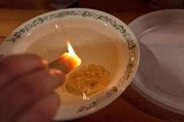 5 лучших гаданий на свечах и воде