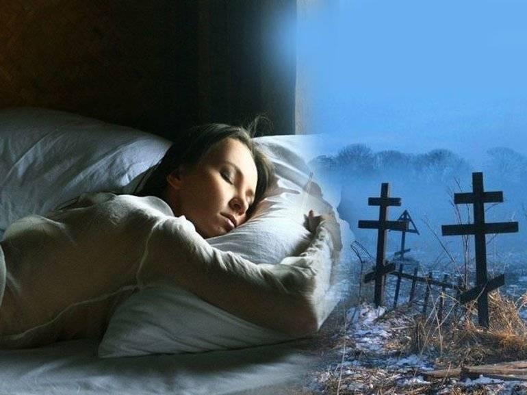 К чему снятся покойники: толкование по разным сонникам