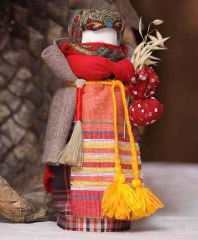 Кукла-оберег успешница: делаем своими руками   мастер-класс