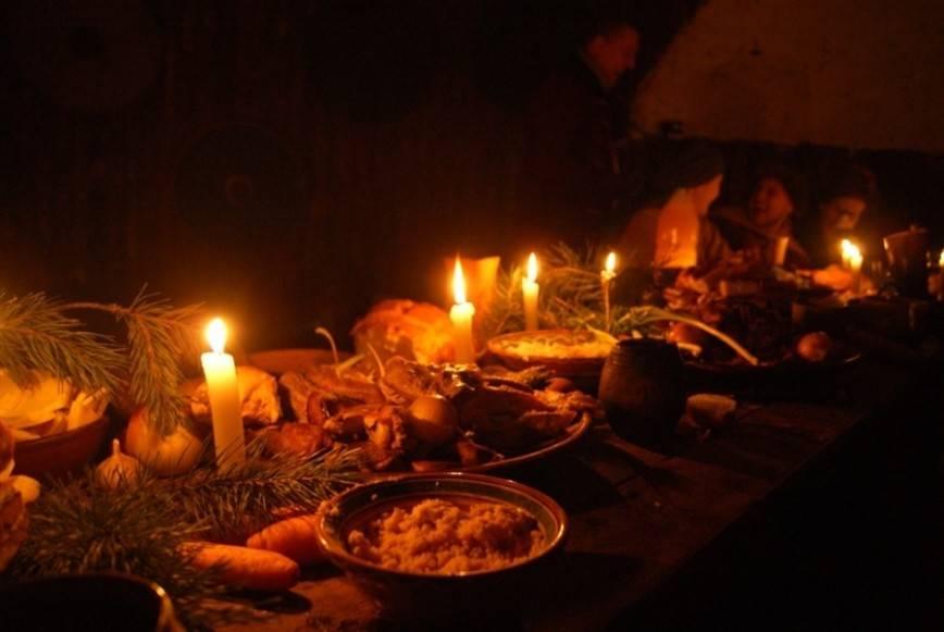 Йоль — самый древний из новогодних праздников выпадает на зимнее солнцестояние