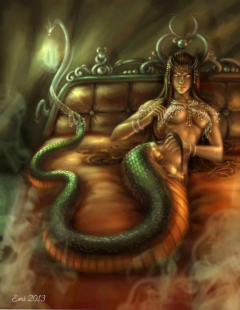 Ламия - мифология и легенды разных народов