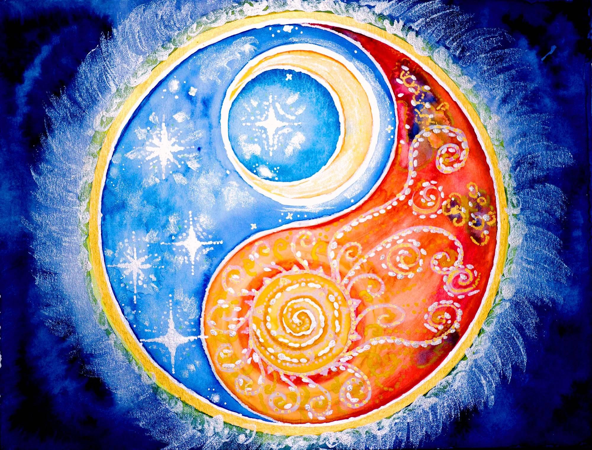 Мантра луны, творящая чудеса: текст, особенности и правила чтения