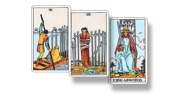 9 (девятка) мечей таро значение в отношениях, любви, здоровье