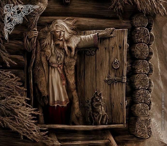 Откуда взялась баба яга? баба яга в славянской мифологии — от богини к старушке