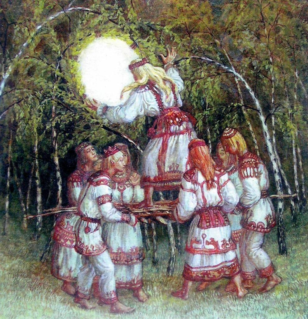 Русская магия: обряды продевания на сайте приворот-мастер.рф на сайте приворот мастер
