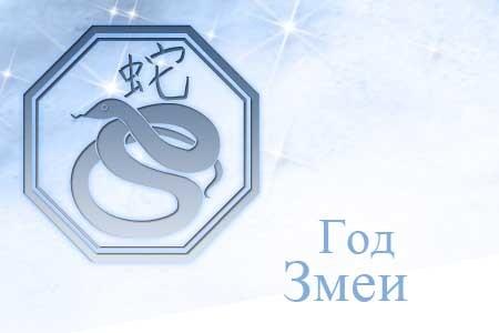 Китайский гороскоп на 2013 год   год водяной змеи