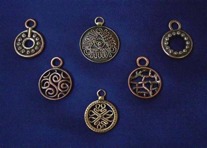 Кельтские обереги и амулеты