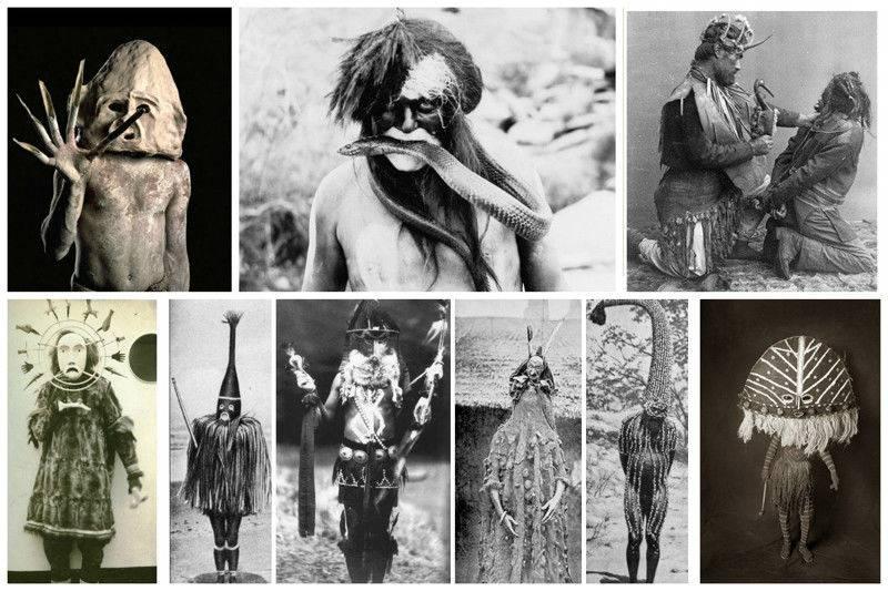 Древний шаманизм это особая страница в истории человечества