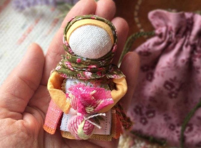 Подорожница - кукла оберег: сакральное значение, как сделать мотанку в дорогу своими руками, мастер класс, описание процесса