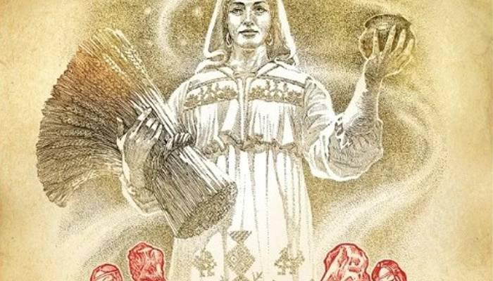 Славянская богиня любви и красоты лада - ее заповеди и обереги