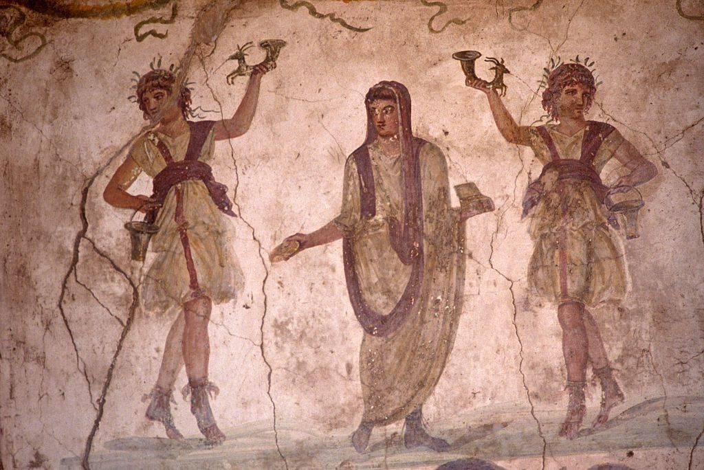 Гении и юноны — личные покровители. мифы и предания древнего рима