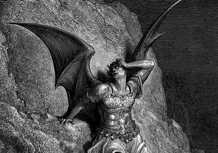 Люцифер эпитет до падения с небес (дьявол,сатана) настоящие имя самаэль   магия в нас и вокруг нас вики   fandom