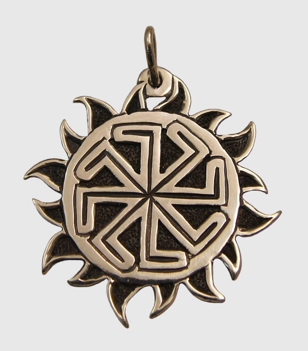 Солнцеворот: значение символа, громовик и грозовик