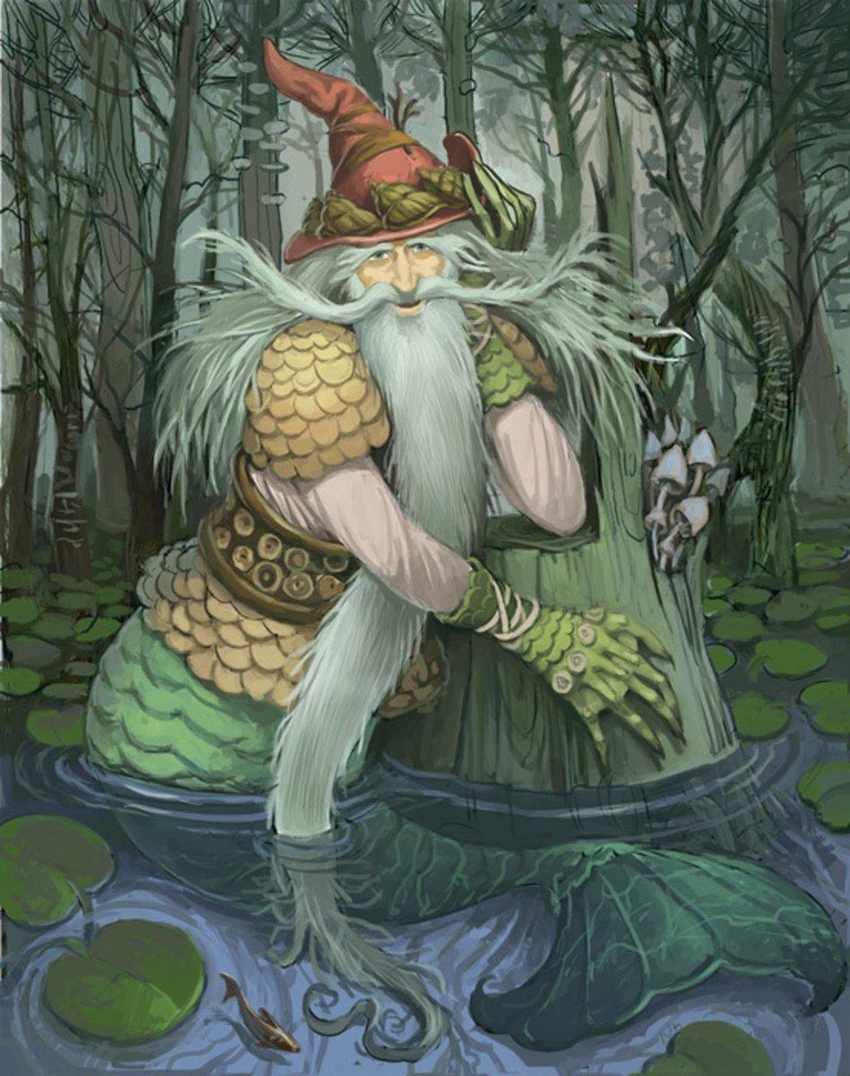 Леший - славянское мифологическое существо, его описание и значение в жизни славян