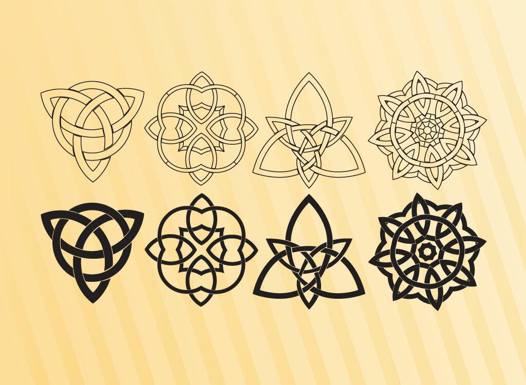 Таро кельтские драконы. кельтские узоры и их значение в качестве оберегов. происхождение слова «дракон»